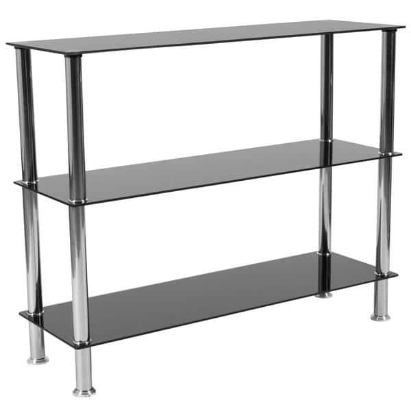 Flash Furniture HG-112354-GG Riverside Collection Storage Shelves