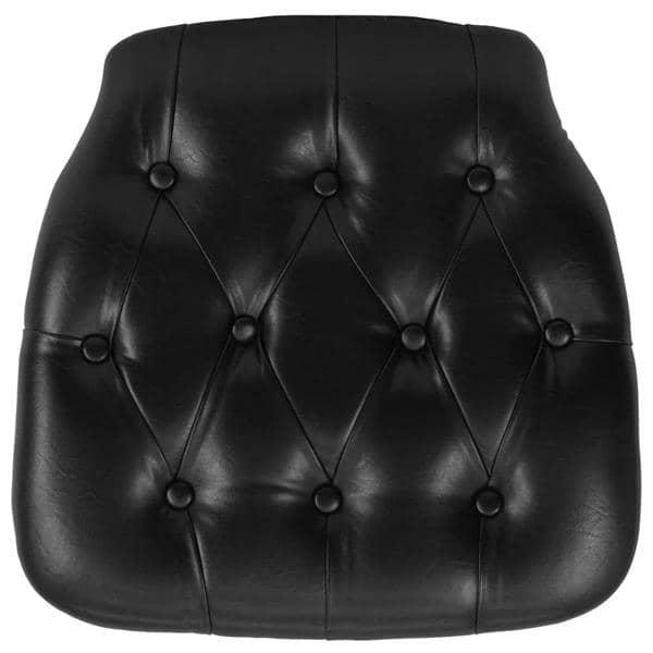 Flash Furniture SZ-TUFT-BLACK-GG Chair Cushion