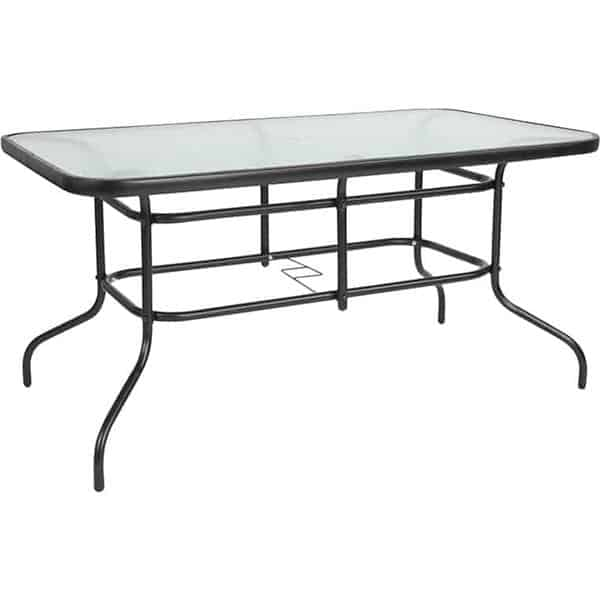 Flash Furniture TLH-089-GG Patio Table