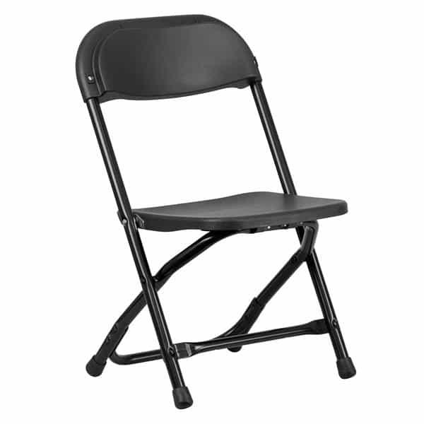 Flash Furniture Y-KID-BK-GG Kid's Folding Chair