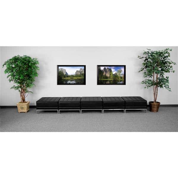 Flash Furniture ZB-IMAG-OTTO-5-GG Hercules Imagination Series Bench