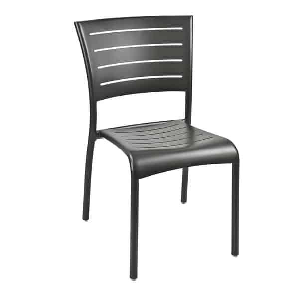 Remarkable Al 5000 S Bronze Side Chair Inzonedesignstudio Interior Chair Design Inzonedesignstudiocom