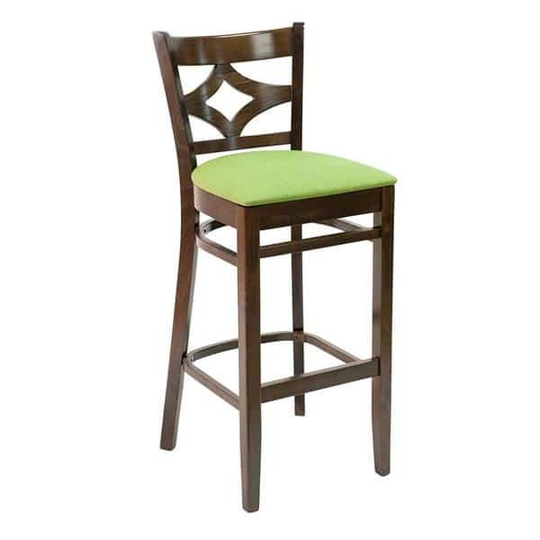 Florida Seating CON-02B GR3 Barstool