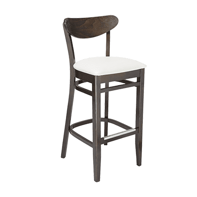 Florida Seating FLS-07B GR1 Barstool