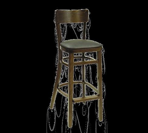 Florida Seating FLS-08BO GR7 Barstool