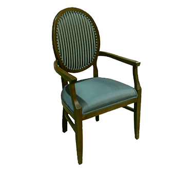 Florida Seating HC-672A GR1 Arm Chair