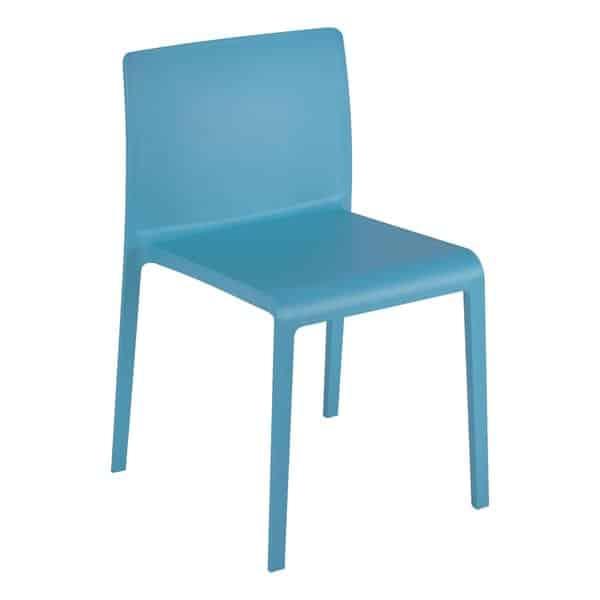Wondrous Volt S Blue Pedrali Volt Side Chair Inzonedesignstudio Interior Chair Design Inzonedesignstudiocom
