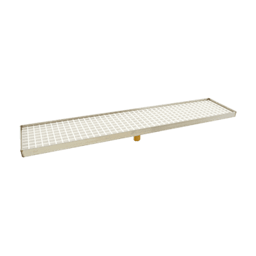 FMP 102-1093 Flanged Drop-In Drip Tray Assembly