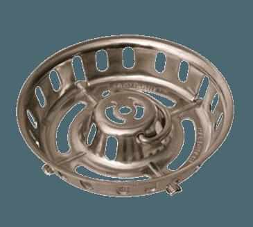 FMP 102-1129 Twist Flow Tamper Proof Twist-Lock Sink Basket