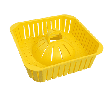 """FMP 102-1200 PermaDrain Floor Drain Safety Basket Fits 8"""" to 8-1/2"""" square floor sink"""