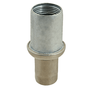 "FMP 119-1052 Stainless Steel Bullet Foot For 2"" OD round tubing"