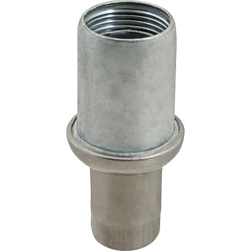 """FMP 119-1052 Stainless Steel Bullet Foot For 2"""" OD round tubing"""