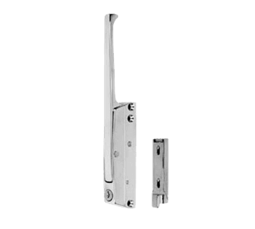 FMP 122-1013 Magnetic Latch and Strike with Cylinder Lock