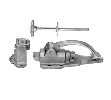 FMP 122-1199 Safety Latch and Strike with Inside Release