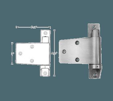 FMP 123-1181 Spring-Assisted Cam Lift Hinge