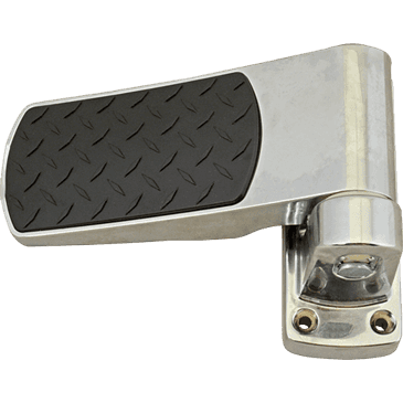 """FMP 123-1291 Lift-Off Adjustable Hinge 1-1/8"""" offset  left- and right-hand"""