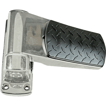 """FMP 123-1293 Lift-Off Adjustable Hinge 1-3/8"""" offset  left- and right-hand"""