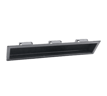FMP 124-1425 Recessed Pull Commonly used on custom refrigeration units