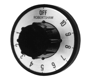 FMP 130-1056 Heavy-Duty Electric Thermostat Dial 1 to 10