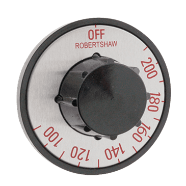 FMP 130-1058 Heavy-Duty Electric Thermostat Dial 100* to 200*F