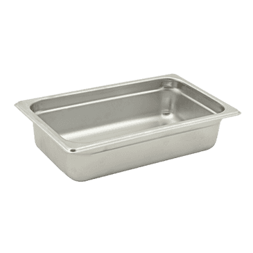 """FMP 133-1112 Series 2000 Steam Table Pan Fourth-size  2-1/2"""""""