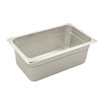 """FMP 133-1121 Series 2000 Steam Table Pan Fourth-size  4"""""""
