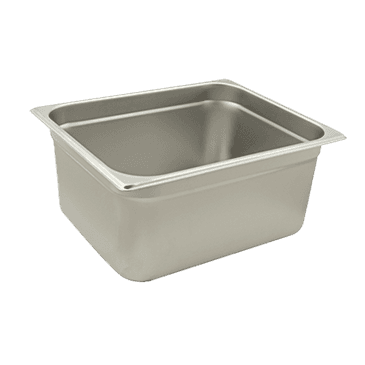 FMP 133-1127 Series 2000 Steam Table Pan Half-size  6""