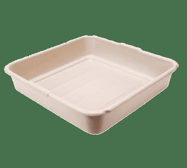 """FMP 133-1286 Dishwasher Tub Rack Soak,  24-1/4""""W x 5-5/8 D x 24-1/4 L,  beige"""