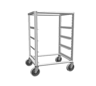 "FMP 133-1337 Rack Cart Holds four 20"" x 20"" racks"