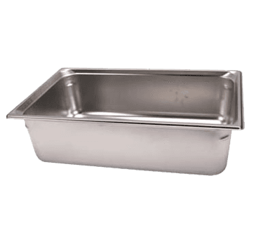 FMP 133-1369 Super Pan 3 Steam Table Pan by Vollrath Full-size  6""