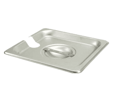 FMP 133-1397 Slotted Steam Table Pan Cover Sixth-size