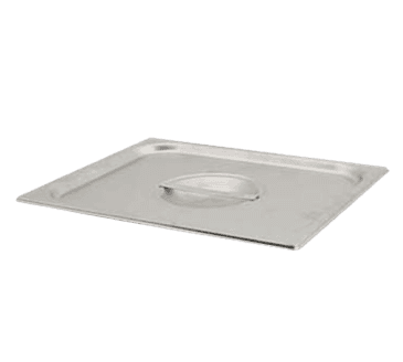 FMP 133-1550 Super Pan V Steam Table Pan Cover by Vollrath Half-size