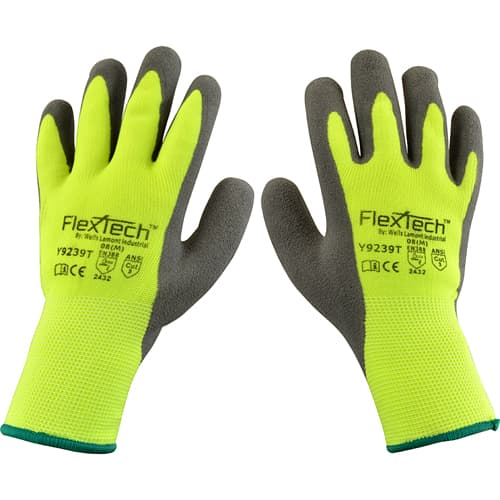 FMP 133-1838 Cut Resistant Freezer Gloves by Tucker Safety Products Medium  level 3 ANSI compliant  sold by the pair