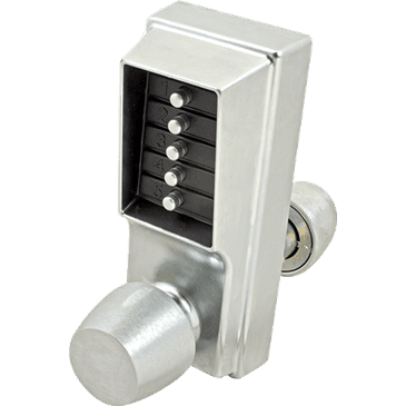 134-1199 Simplex Keyless Pushbutton Door Lock by Kaba Fits left and right  swinging doors