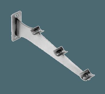 FMP 135-1186 Fold-Down Tray Slide Bracket Stainless steel