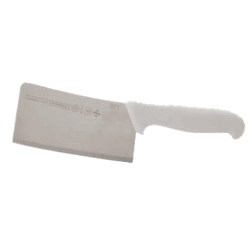 "FMP 137-1313 Cleaver by Mundial 6"" blade  white handle"