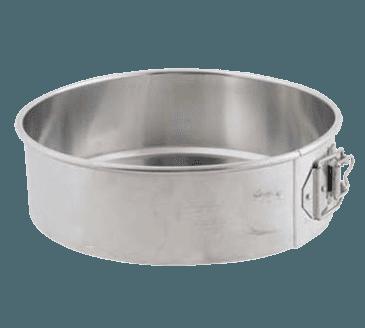 "FMP 137-1333 Spring Form Pan 9"" ID  3"" depth  aluminum"