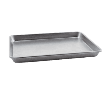"FMP 137-1340 Sheet Pan Fourth-size 9-1/2"" x 13""  aluminized steel"