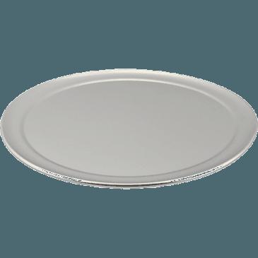 "FMP 137-1430 Pizza Pan 19"" OD  aluminum"