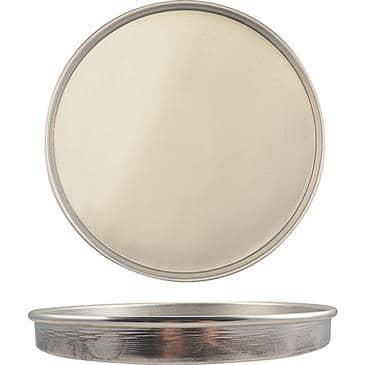 "FMP 137-1651 Straight-Sided Pan 1"" deep  10"" OD  18 gauge aluminum"