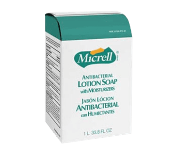 FMP 141-2036 Micrell Antibacterial Lotion Soap Refill by GOJO