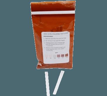 FMP 142-1556 Test Strips 0-1000 ppm  for chlorine