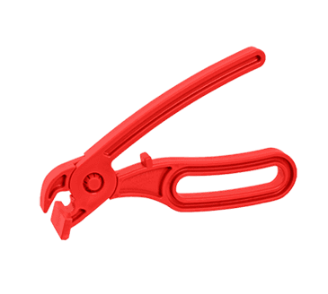 """FMP 142-1663 Pan Gripper Clamps onto any pan lip up to 3/4"""" thick"""