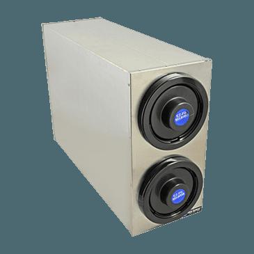FMP 150-1058 EZ-Fit Countertop Cup Dispenser by San Jamar Twin box style