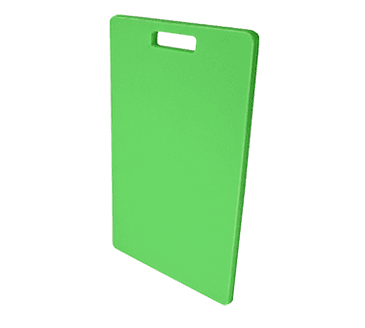 "FMP 150-6124 Cutting Board by San Jamar 13-1/2"" x 25-1/2""  green"