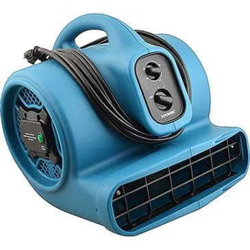 FMP 159-1220 Scented and Ionized Floor Dryer 2000 CFM