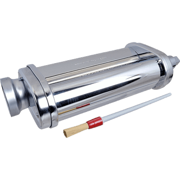 FMP 163-1044 Pasta Roller 8 settings allow you to control the thickness of the dough