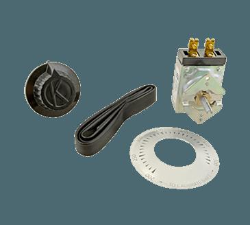 FMP 169-1081 Griddle Thermostat Kit K-Type  SPST