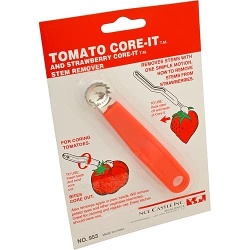 FMP 171-1193 Tomato Core-It Tomato Corer Sold individually  carded