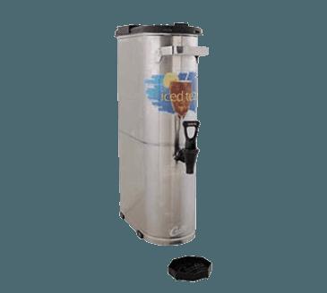 FMP 178-1078 Iced Tea Dispenser by Wilbur Curtis 3-1/2 gal capacity